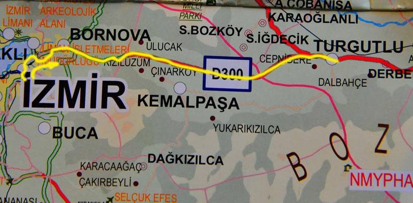 Tag 119: Izmir - Turgutlu