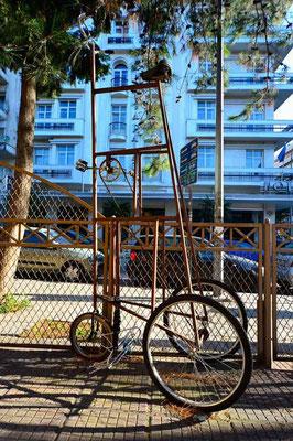 GR: Thessaloniki.Dreirad