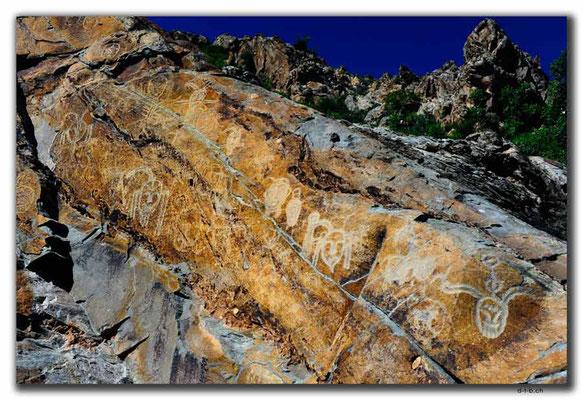 CN0240.Rock Art of Helan Mountain