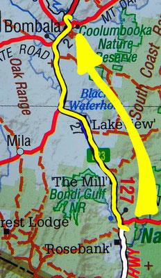 Tag 442: Rockton - Bombala
