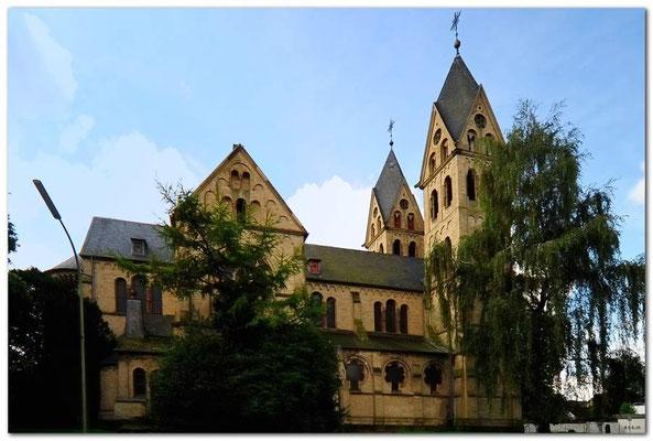 DE145.Alt Immenrath.Kirche. Wird abgerissen.
