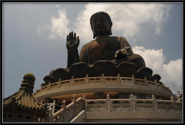 C2779 Hong Kong Big Buddha