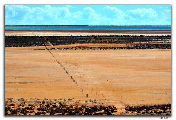 AU0405.Gladstone Lookout.Shark Bay
