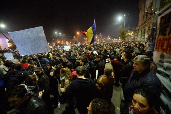 ROB046.Bukarest.Demonstration