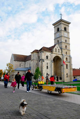 RO: Solatrike in Alba Iulia