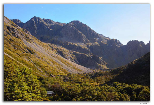 NZ0651.Nelson Lakes N.P.Kehu Peak