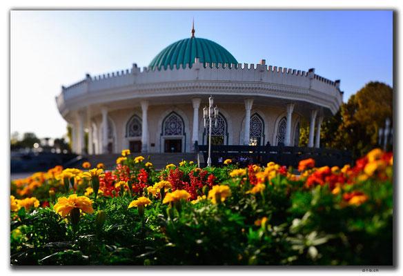UZ0210.Tashkent.Timur Museum