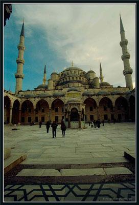 TR002.Blaue Moschee.Istanbul