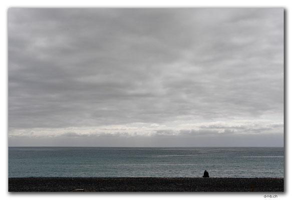 NZ0697.Kaikoura.Lonely Sea