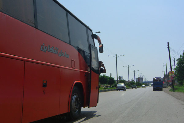 Iran: Bus