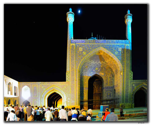 Esfahan, Shah-Moschee