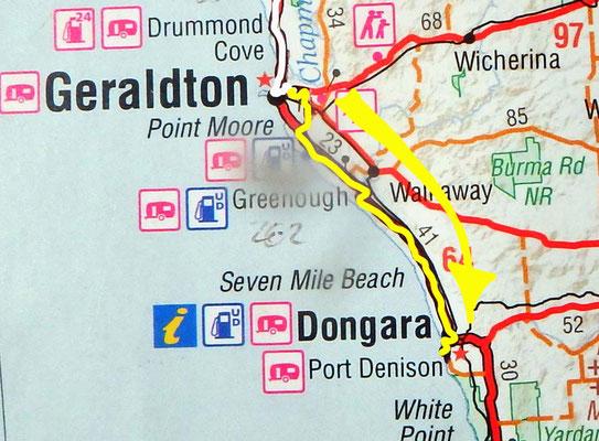 Tag 345: Geraldton - Port Denison
