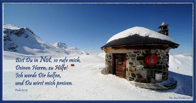 S0121.Schutzhütte Parsenn.CH.Psalm 50.15