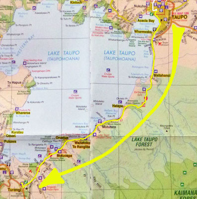 Tag 476: Taupo - Turangi