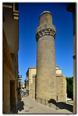 AZ032.Baku.Muhammed Mosque