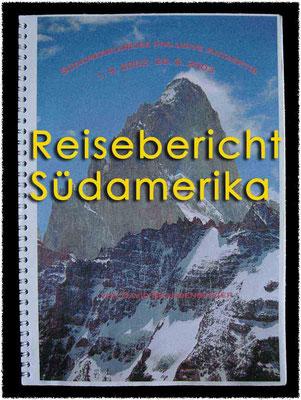 Reisebericht Südamerika