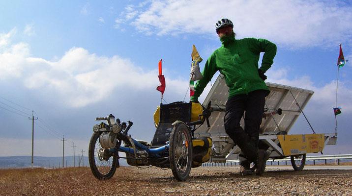 KZ: Solatrike in Kasachstan