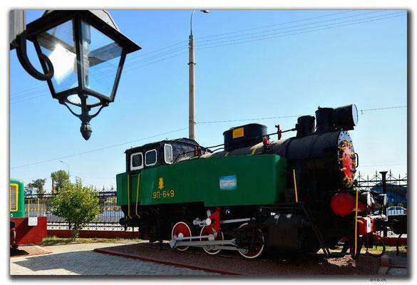UZ0180.Tashkent.Railway Museum