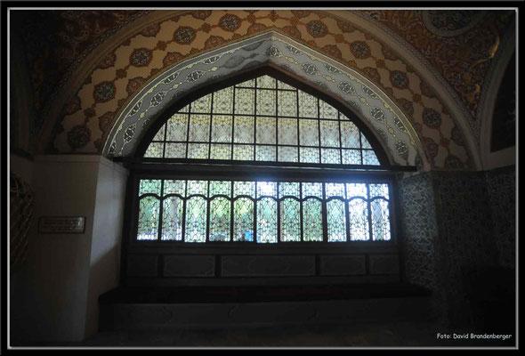 TR022.Divan Topkapi Saray.Istanbul