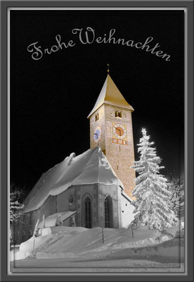 S0014,Kirche Klosters,CH
