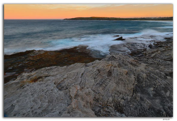 AU1668.Sydney.Evening at Maroubra