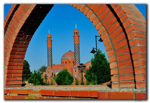 AZ004.Ganja.Juma Moschee