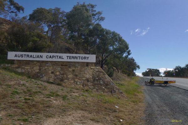 AU: Solatrike erreicht Australian Capital Territory