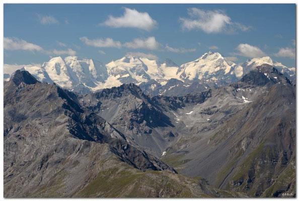A0784.Piz Palü, Piz Bernina.CH