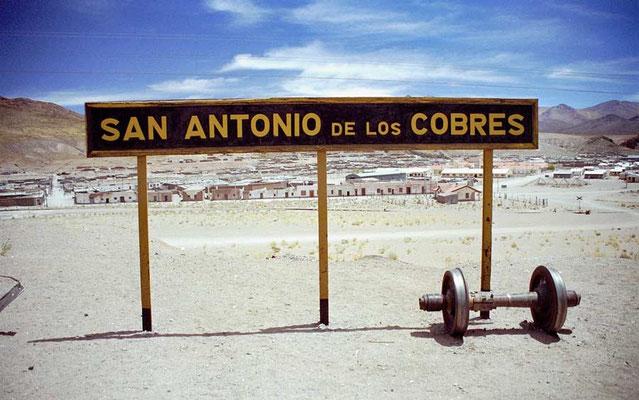 Argentina.San Antonio de los Cobres