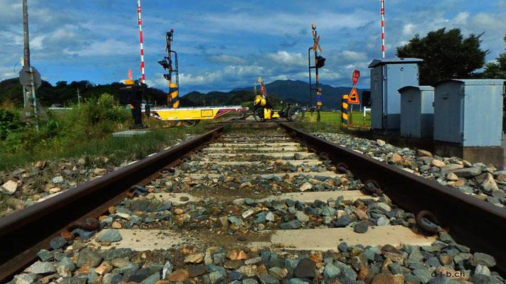 KR: Solatrike auf den Schienen