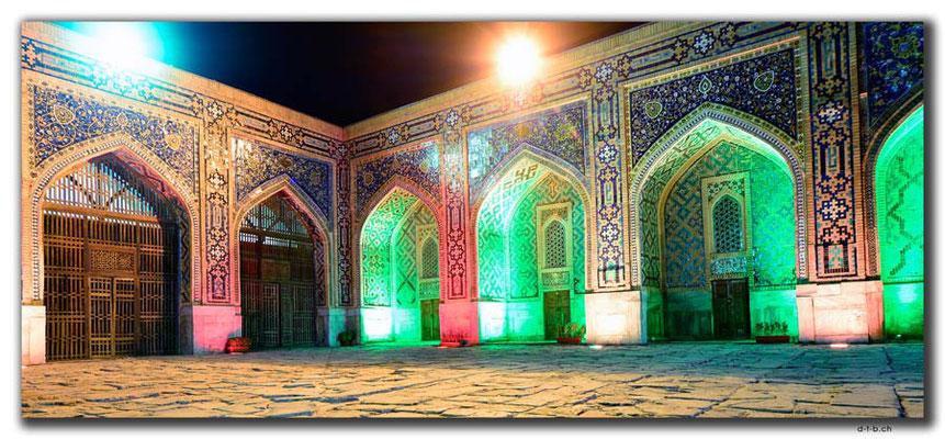 UZ0069.Samarkand.Registan.Tilla-Kari Medressa