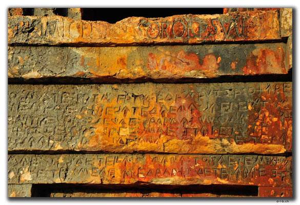 TR0252.Kas.Felsengrab.Inschriften