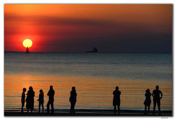 AU0055.Darwin.Mindil Beach