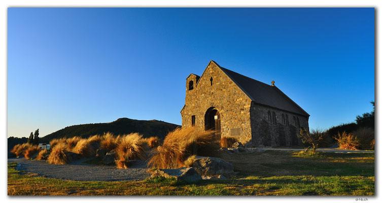 NZ0779.Lake Tekapo.Church of the good Shepherd