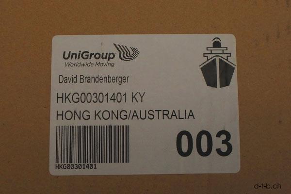 HK: Verladekleber