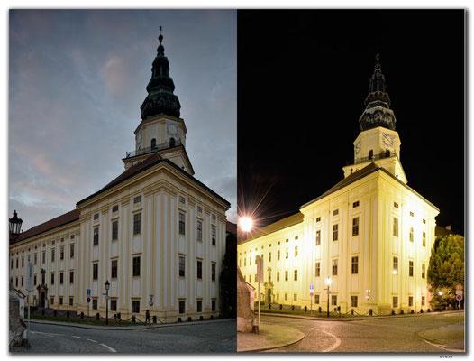 CZ144.Kroměříž.Erzbischöfliches Palais