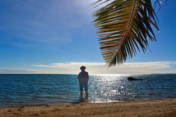 Fiji.Vatia Beach