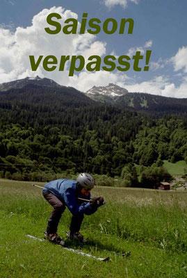 "Schweiz, Klosters: ""Saison verpasst"""