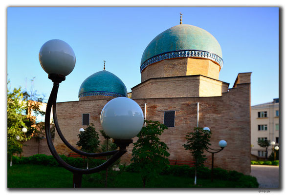 UZ0201.Tashkent.Shaykh Hovendi Tahur Mausoleum
