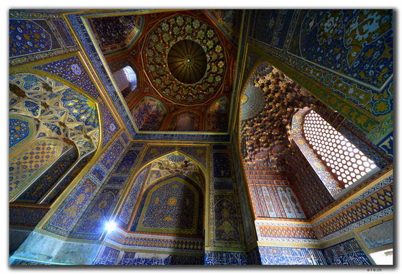 UZ0040.Samarkand.Registan.Sher Dor Medressa
