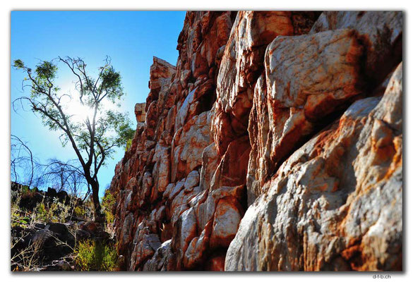 AU0200.Halls Creek.China Wall