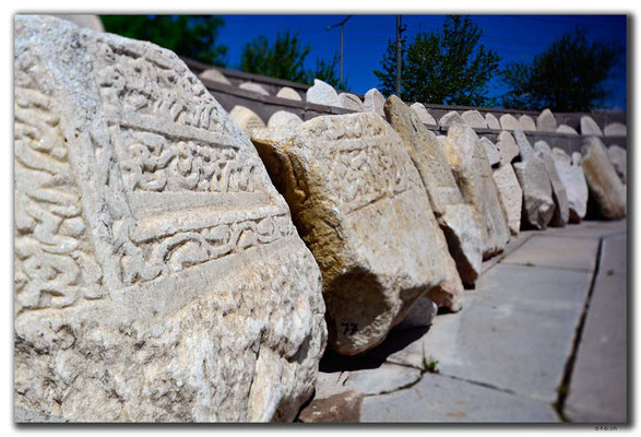 TR0652.Aksaray.Seldschuken Inschriften