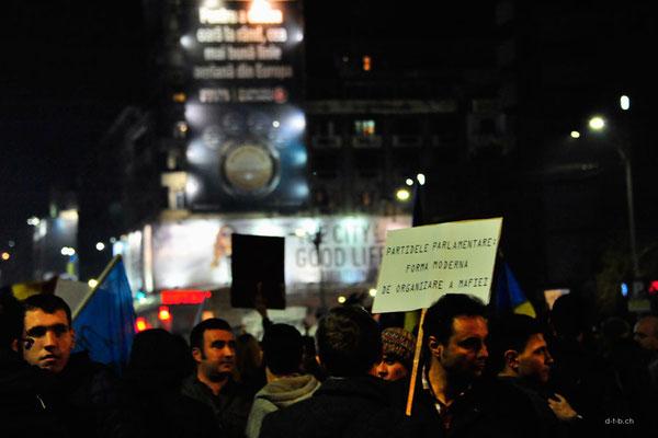 ROB001.Bukarest.Demonstration