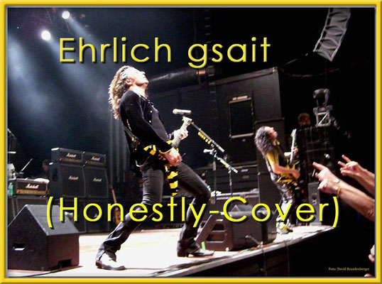 Ehrlich gsait (Honestly-Cover)