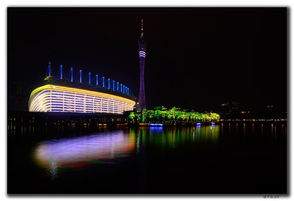 CN0450.Guangzhou.Stadion & Canton Tower