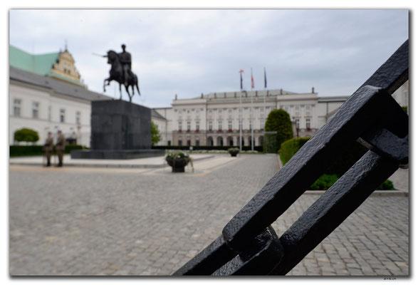 PL146.Warschau.Präsidentenpalast