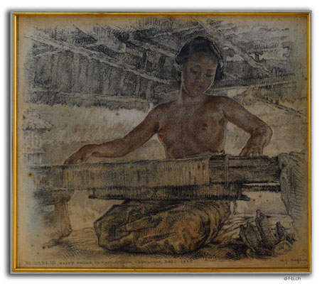 ID0062.Ubud.Neka Art Museum.Willem G. Hofker
