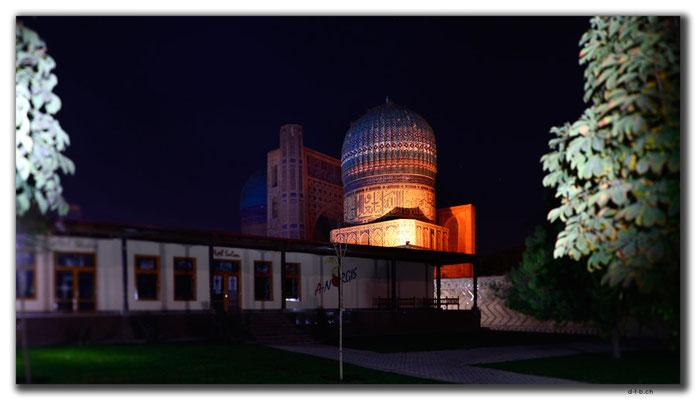 UZ0129.Samarkand.Bibi Khanyum Mosque