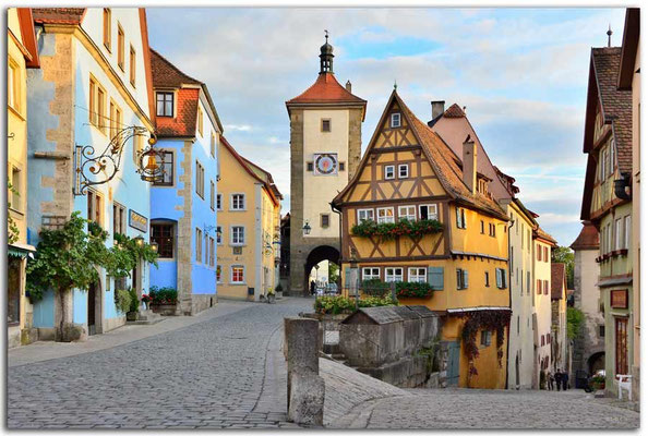 DE183.Rothenburg ob der Tauber