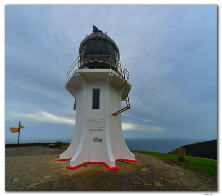 NZ0114.Cape Reinga.Lighthouse